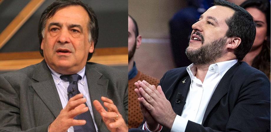 """Decreto sicurezza, Orlando al vice premier: """"Agisco da sindaco. Salvini non ha capito niente"""""""