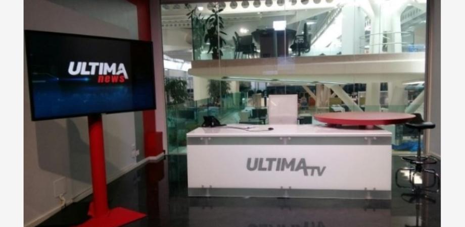 """Chiude l'emittente televisiva """"Ultima Tv"""", le trasmissioni saranno sospese a mezzanotte"""