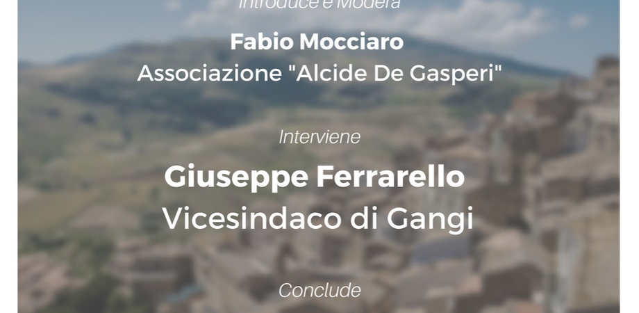 """""""Gestire il comune oggi"""", a Caltanissetta un evento formativo per riflettere sul funzionamento delle amministrazioni locali"""