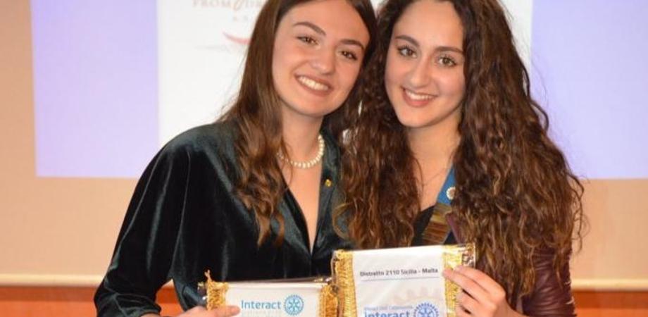 Caltanissetta, Chiara Curcuruto eletta rappresentante distrettuale del club giovanile del Rotary International