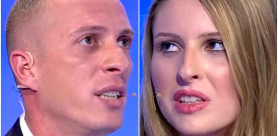 """Gela, la storia di Emanuele e Crystal a C'e posta per te: """"Non voglio vivere con la paura che mi lasci"""""""