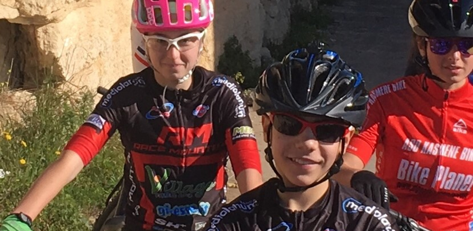 Mountain Bike, Coppa Sicilia: la nissena Flavia Mangione domina la seconda prova