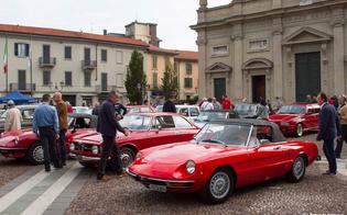 Alfa Romeo, domani raduno a Caltanissetta: appassionati del