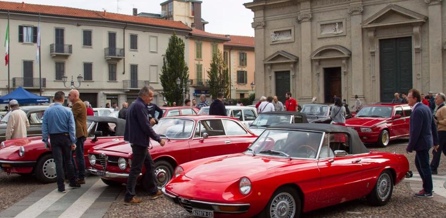"""Alfa Romeo, domani raduno a Caltanissetta: appassionati del """"Biscione"""" arriveranno da tutta la Sicilia"""