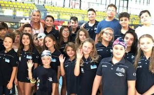 Nuoto, atleti nisseni a Paternò per il decimo meeting d�inverno