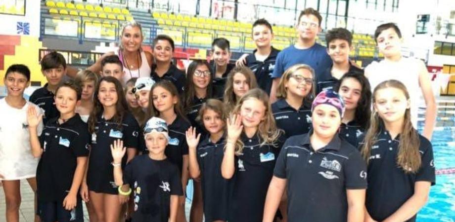 Nuoto, atleti nisseni a Paternò per il decimo meeting d'inverno