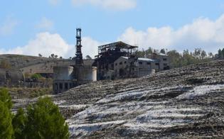 Miniera di Bosco a San Cataldo, il governo Musumeci avvia l'iter per smaltire il sale