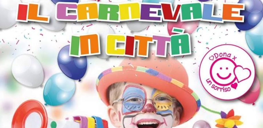 Carnevale a Caltanissetta: a Villa Cordova gonfiabili, sculture di palloncini e sfilata in maschera