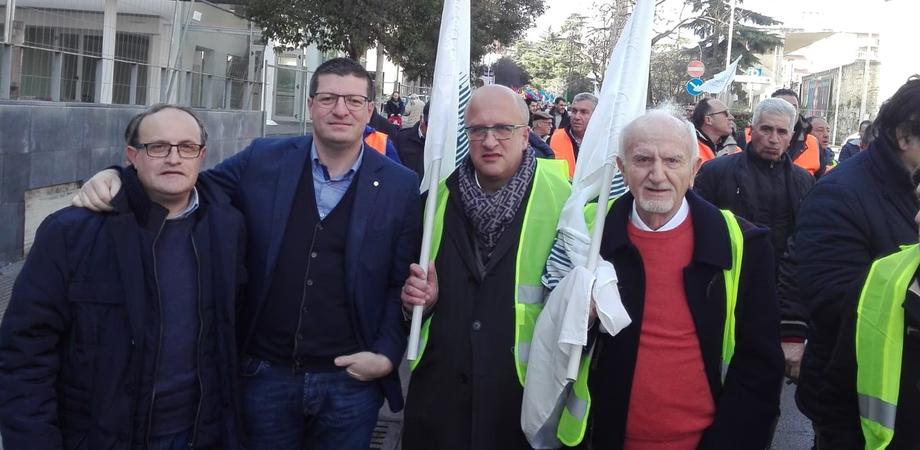 """Marcia a Caltanissetta per la Ss 640, la Cna: """"In prima fila a sostegno delle imprese creditrici e del territorio siciliano"""""""