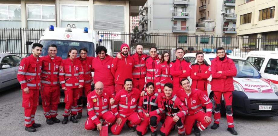 Croce Rossa Caltanissetta: quattordici nuovi volontari abilitati al soccorso in ambulanza