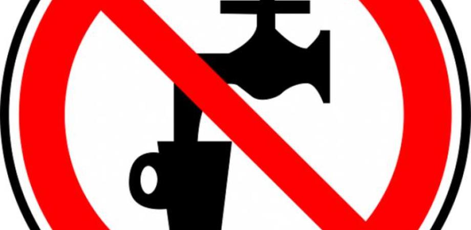 Caltanissetta, vietato l'utilizzo dell'acqua per uso potabile e per scopi alimentari nell'area industriale ex Asi Calderaro