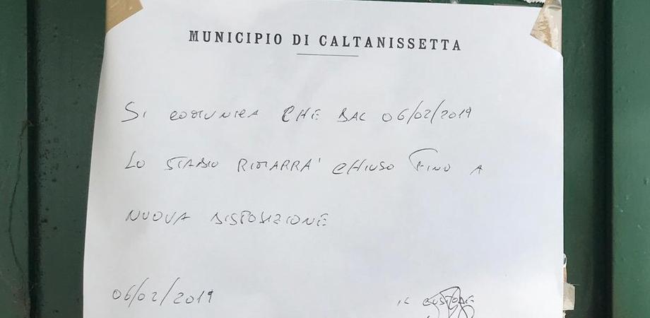 """Lo stadio """"Tomaselli"""" chiuso, il consigliere Petrantoni attacca: """"La comunicazione arriva da un sedicente custode che sembra avere poteri decisionali"""""""