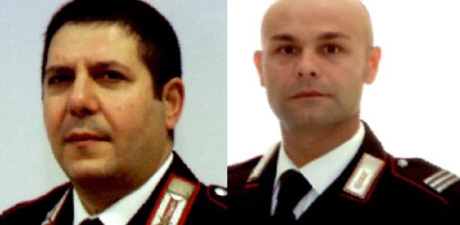 Cambio al comando della stazione dei carabinieri di Mazzarino: il luogotenente Silvio Blandino è il nuovo comandante