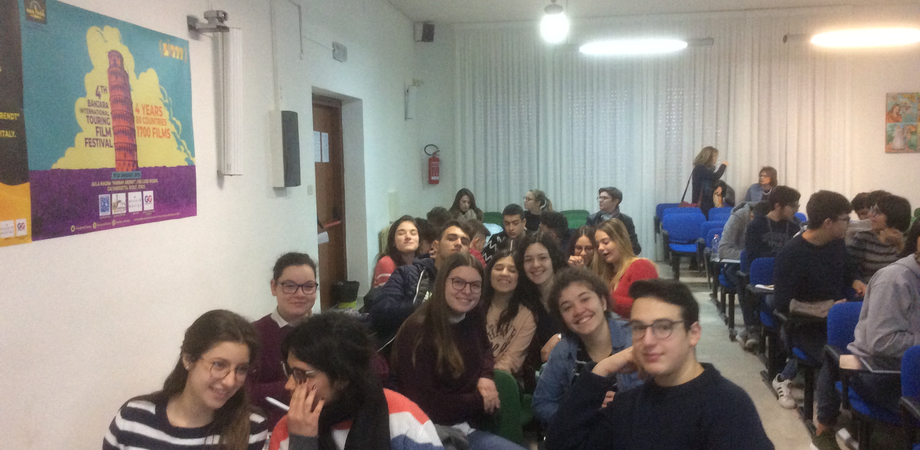 """Caltanissetta, gli alunni dell'istituto """"Luigi Russo"""" incontrano il vice presidente dell'Ordine dei Commercialisti"""