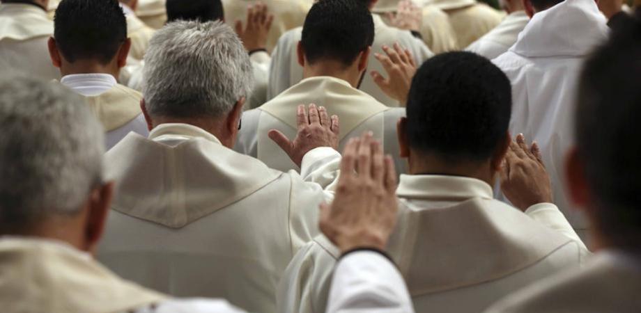 Caltanissetta, clero diocesano: al via una full immersion dedicata alla formazione permanente