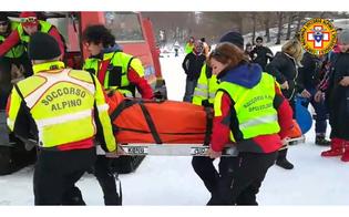 Domenica di soccorsi a Piano Battaglia: tra i feriti anche un 29enne di Serradifalco