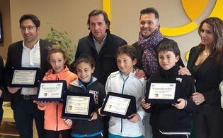 Tennis, a Caltanissetta i campionati siciliani Under 11: trionfano Conigliaro e Fiorillo
