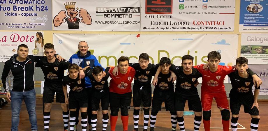 Campionato provinciale under 17, arriva la prima vittoria per i giovani della Pro Nissa