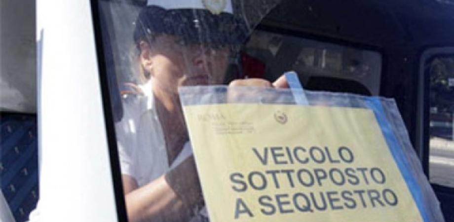 Fermo e sequestro dei veicoli, la prefettura di Caltanissetta informa sulle nuove disposizioni