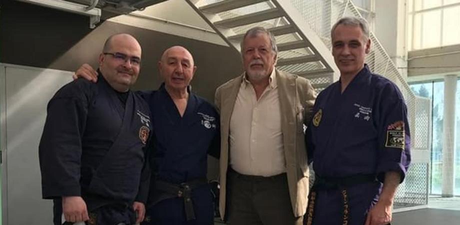 Arti marziali, a Bologna stage dedicato allo Jujitsu. Presente il maestro nisseno Alfonso Torregrossa