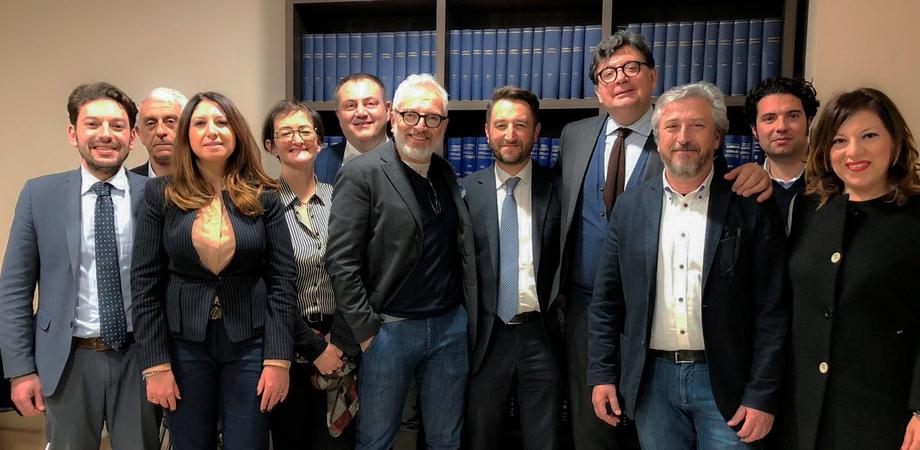 """""""La corte d'Appello di Caltanissetta non si tocca"""". Il candidato sindaco vola a Roma dal Ministro Bonafede"""