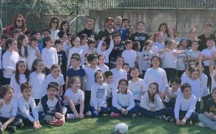 Festa del rugby rivolta agli alunni delle scuole elementari di Caltanissetta, oltre 70 i partecipanti