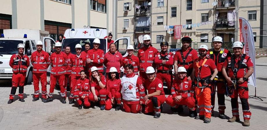 Croce Rossa, al via a Caltanissetta un corso di formazione per diventare volontari