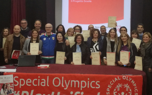 Special Olympics, presentato a Niscemi un progetto per promuovere l'inclusione degli studenti con disabilità