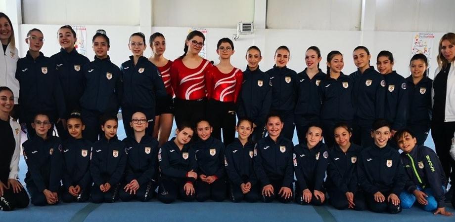 Ginnastica artistica, 39 atlete della Gymnastics Club di Gela si qualificano alle finali nazionali