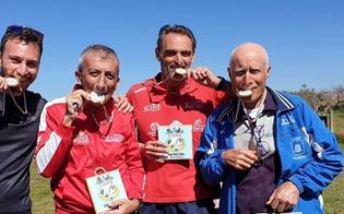 Niscemi, assegnati i titoli provinciali di Corsa Campestre: presenti un centinaio di atleti