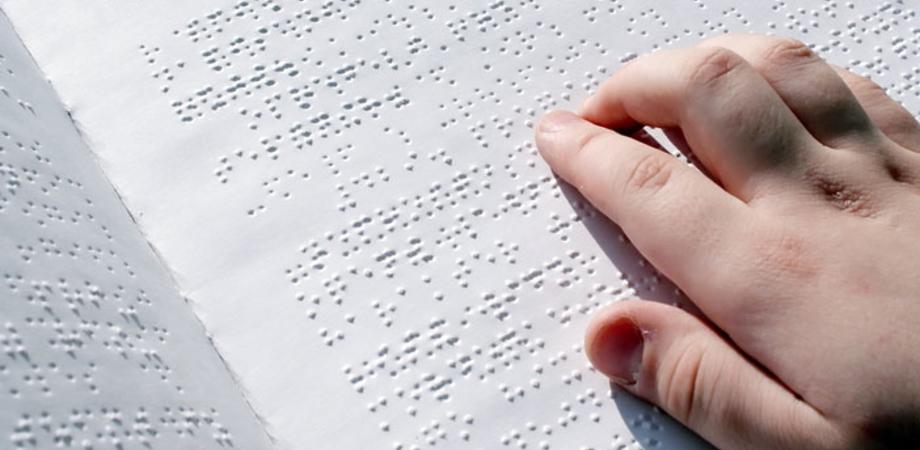 Giornata nazionale del Braille, l'Unione Ciechi organizza un incontro a San Cataldo fra testimonianze e intrattenimento