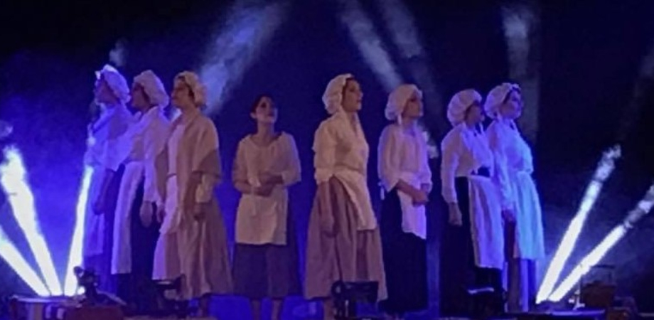 """""""Camicette bianche"""", in scena a Caltanissetta il musical dell'istituto """"Luigi Russo"""""""