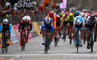 Giro di Sicilia di ciclismo. Venerdì mattina da Caltanissetta parte la terza tappa