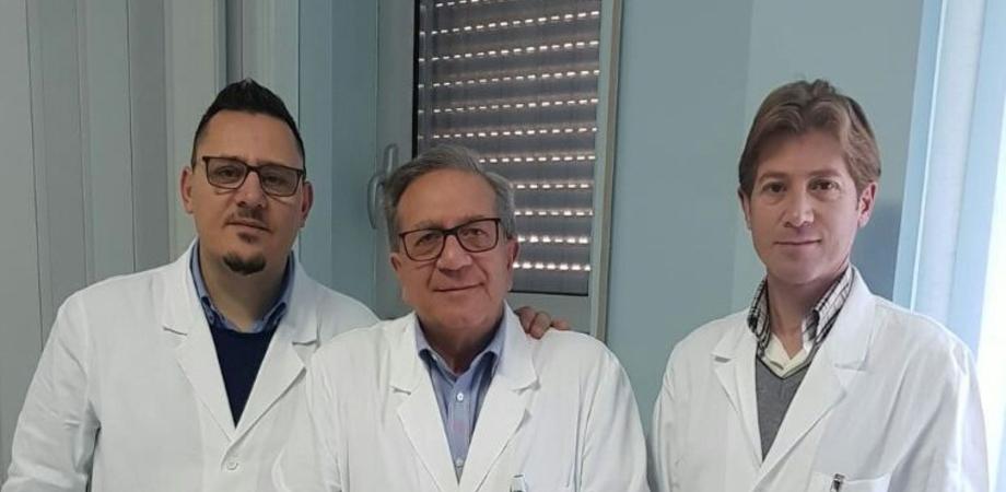 Arriva la Scrambler Therapy: all'ospedale di San Cataldo un nuovo dispositivo riesce ad azzerare il dolore cronico