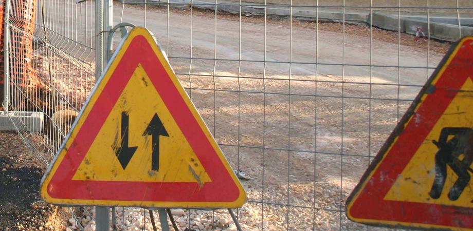 """Chiuso tratto della statale """"Agrigentina"""" in provincia di Caltanissetta per lavori di consolidamento"""