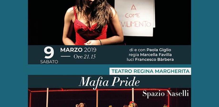 Caltanissetta, stagione teatrale: doppio appuntamento nel fine settimana al centro Michele Abbate e al Margherita