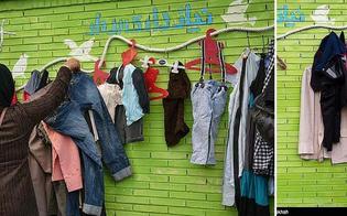 A Caltanissetta sarà creato il muro della gentilezza. L'iniziativa proposta al sindaco da una cittadina