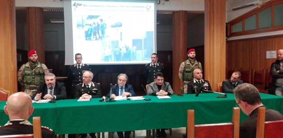 Operazione Kaulonia, colpo della Dda di Caltanissetta alla famiglia mafiosa di Pietraperzia: i nomi dei 21 arrestati