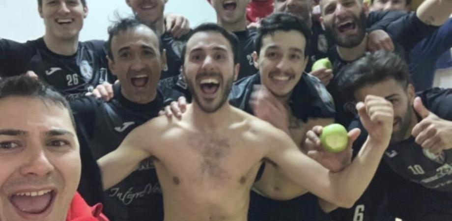 Calcio a 5, storico risultato per la Pro Nissa: promossa in serie B con 5 giornate di anticipo