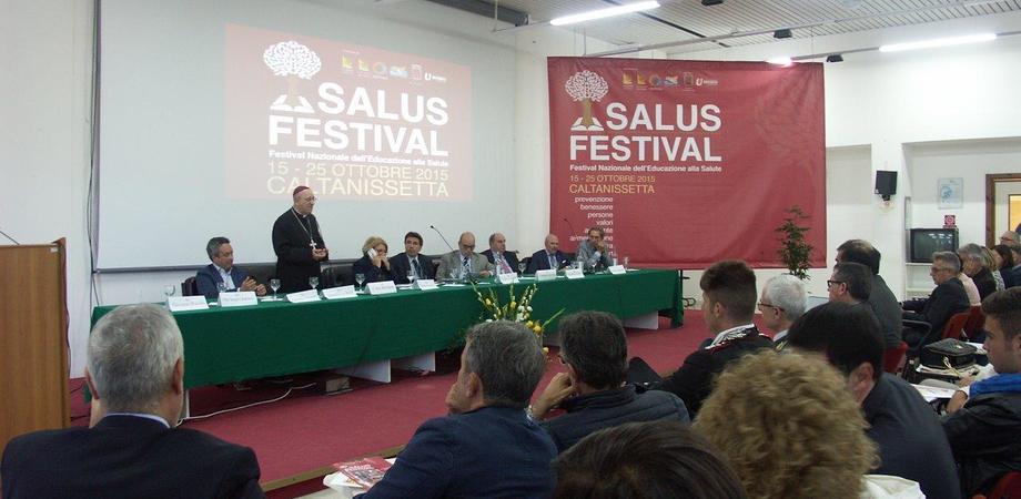 Caltanissetta, torna a dicembre il Salus Festival: l'evento è dedicato alla salute, ai sani stili di vita e alla prevenzione