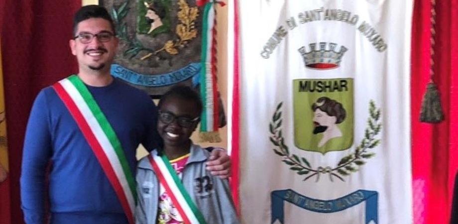 E' sudanese il baby sindaco di Sant'Angelo Muxaro, si chiama Tasabish Mahmud ed è arrivata con un barcone