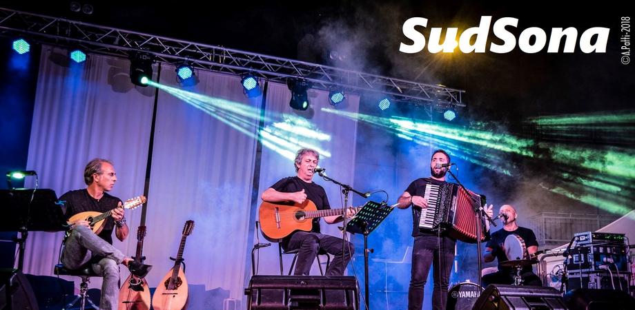 """""""Il Sud nel Cuore"""", il gruppo nisseno SudSona domani ospite su RaiRadio 1"""