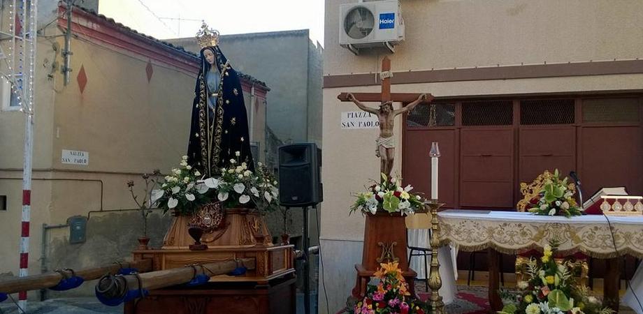 Resuttano, la Settimana Santa tra celebrazioni religiose e il rito della Scinnenza
