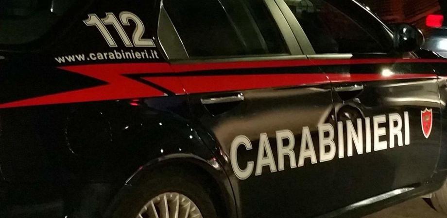 Giovane di Sommatino sorpreso sulla Ss640 con 100 grammi di hashish: arrestato dai carabinieri