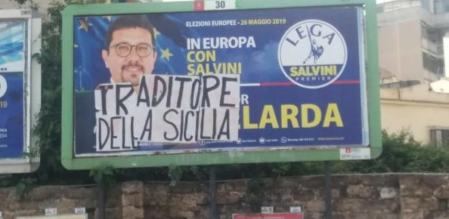 Palermo. Intimidazione a Igor Gelarda, candidato della Lega alle europee in Sicilia e Sardegna