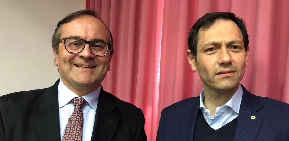 """Amministrative Caltanissetta, Giarratana: """"La presenza di Razza è significativa e importante"""""""