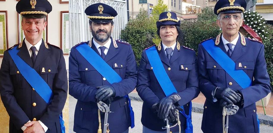 Caltanissetta, sei nuovi commissari della Polizia di Stato assegnati in provincia