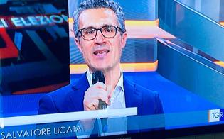 Il candidato sindaco Salvatore Licata su Rai 3: