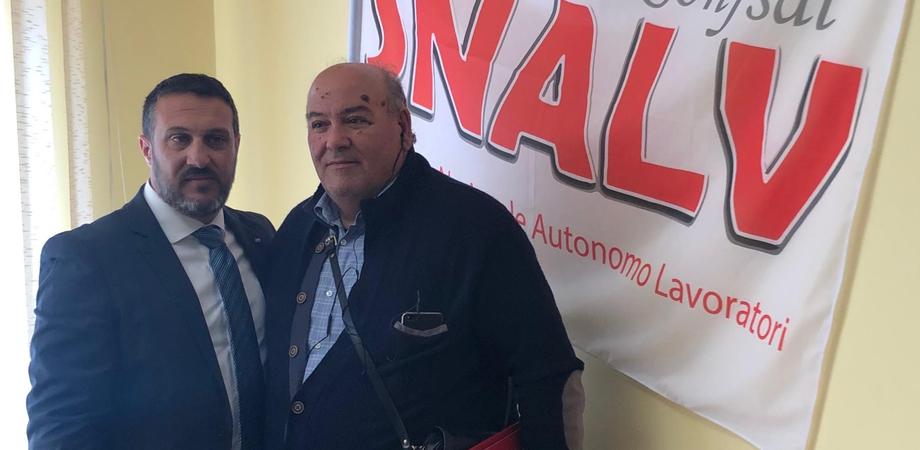 Snalv Confsal, Calogero Addamo nominato nuovo segretario comunale di Riesi