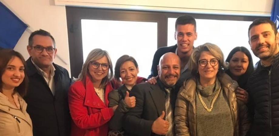 Lega: il candidato sindaco Oscar Aiello incontra i giovani insieme all'onorevole Andrea Crippa